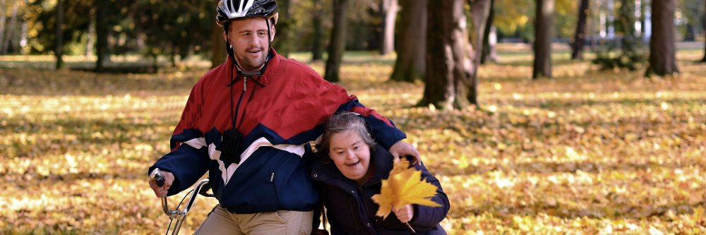 Hilfe für Menschen mit besonderen körperlichen und geistigen Voraussetzungen