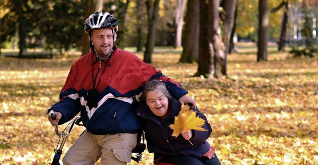 Hilfe für körperlich und geistig Beeinträchtigte bei der navitas, Foto: © muro, depositphotos | ID: 7563150