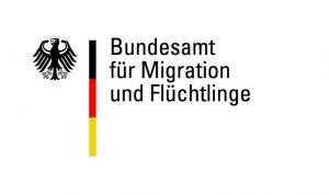 Logo vom Bundesamt für Migration und Flüchtling