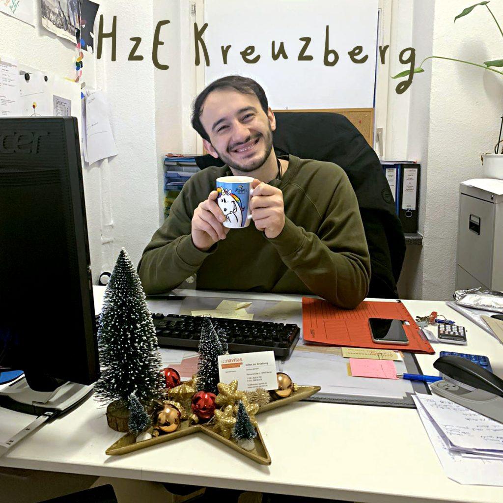 Grüße von den Hilfen zur Erziehung Kreuzberg