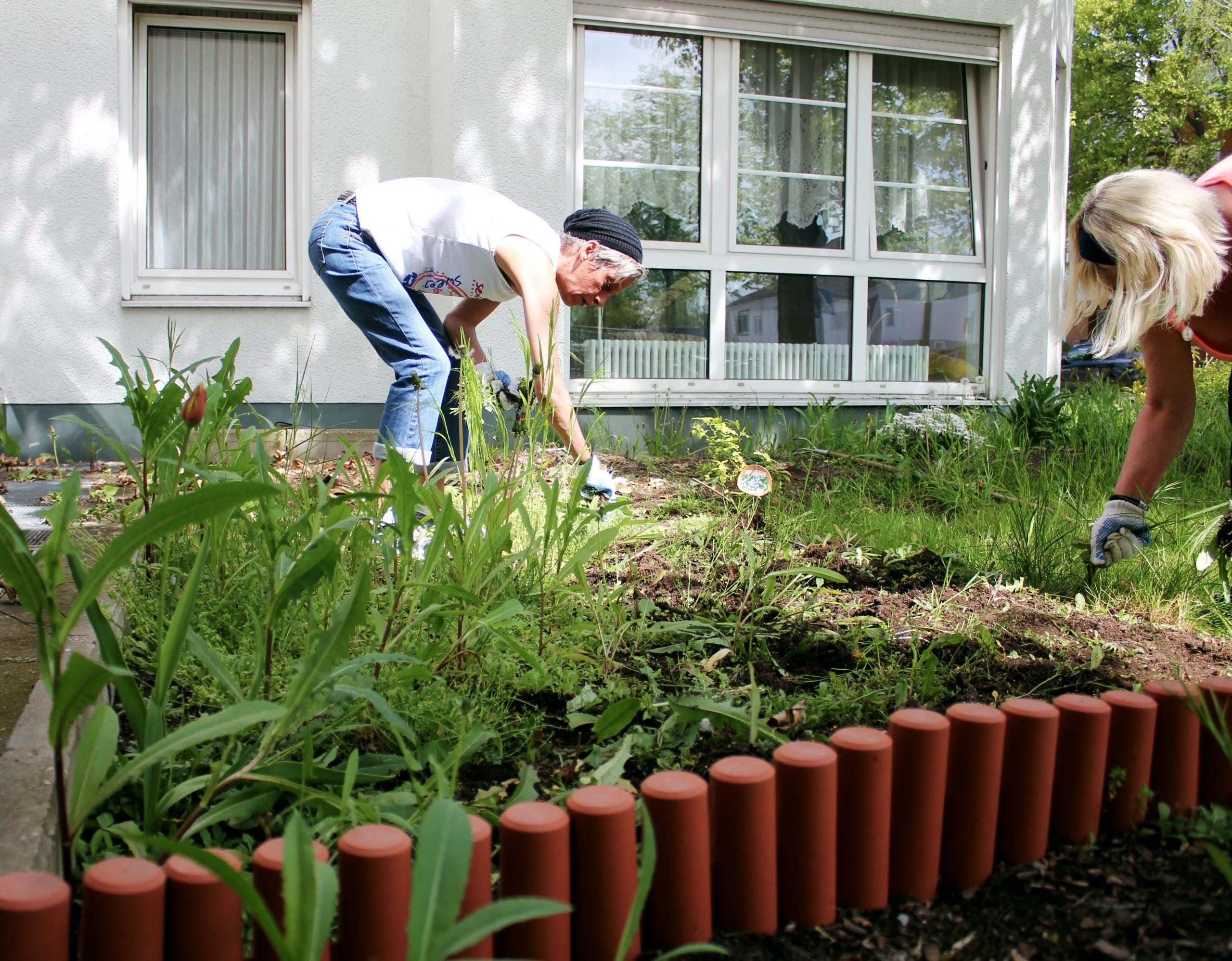 Gärtnern in der Eingliederungshilfe, Quarzweg, der navitas gGmbH