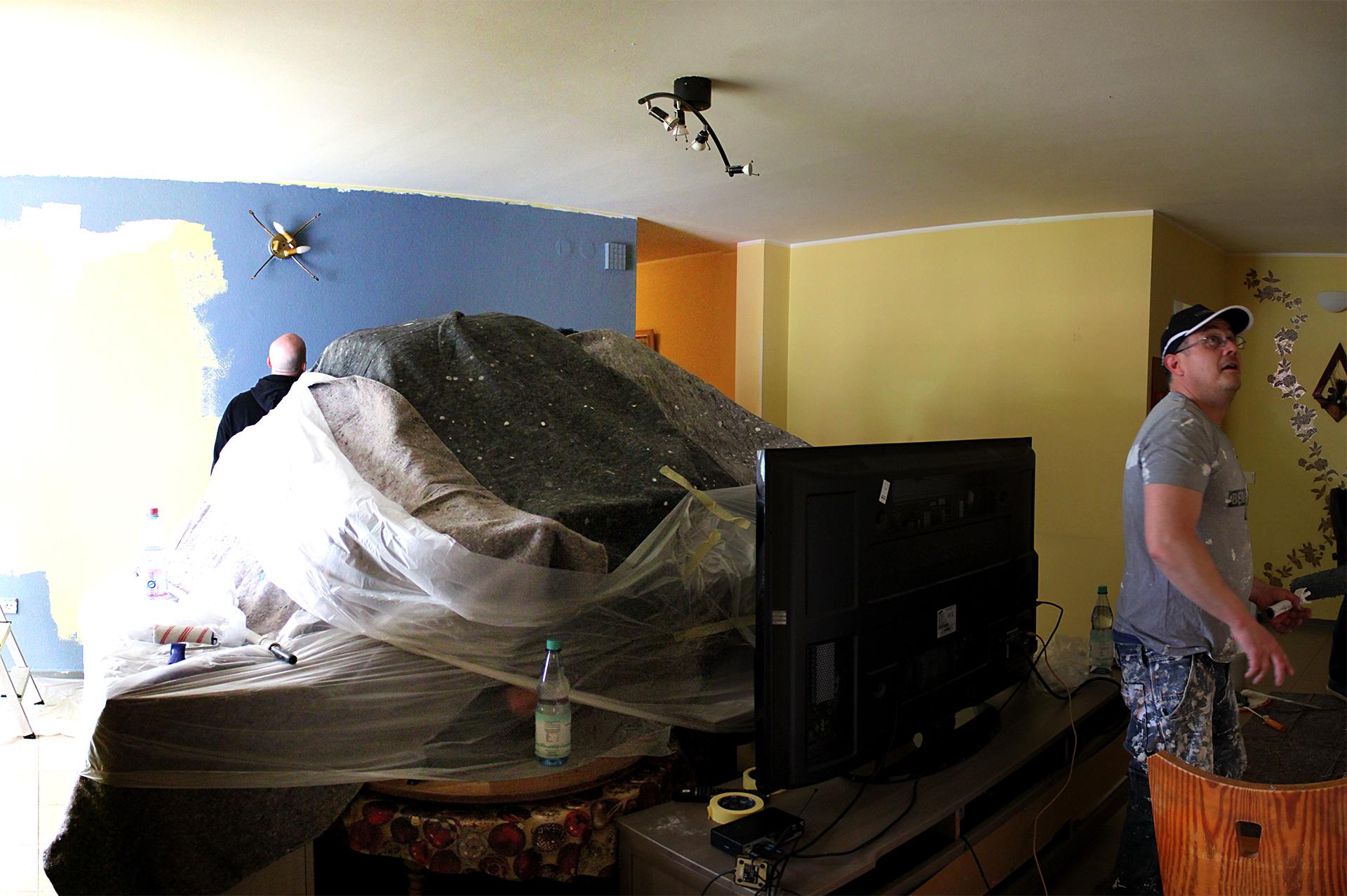 Renovieren in der Eingliederungshilfe, Quarzweg, der navitas gGmbH